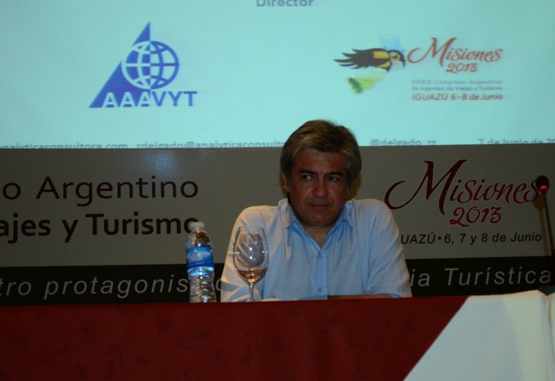 Ricardo Delgado, director  de Analytica.