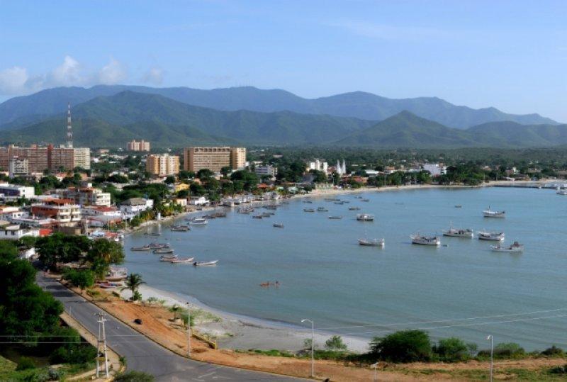 Bahía Juan Griego, en Isla Margarita