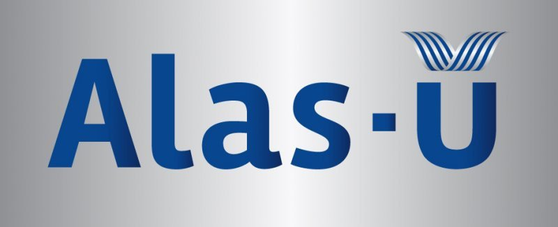 Logo de la futura aerolínea Alas-U