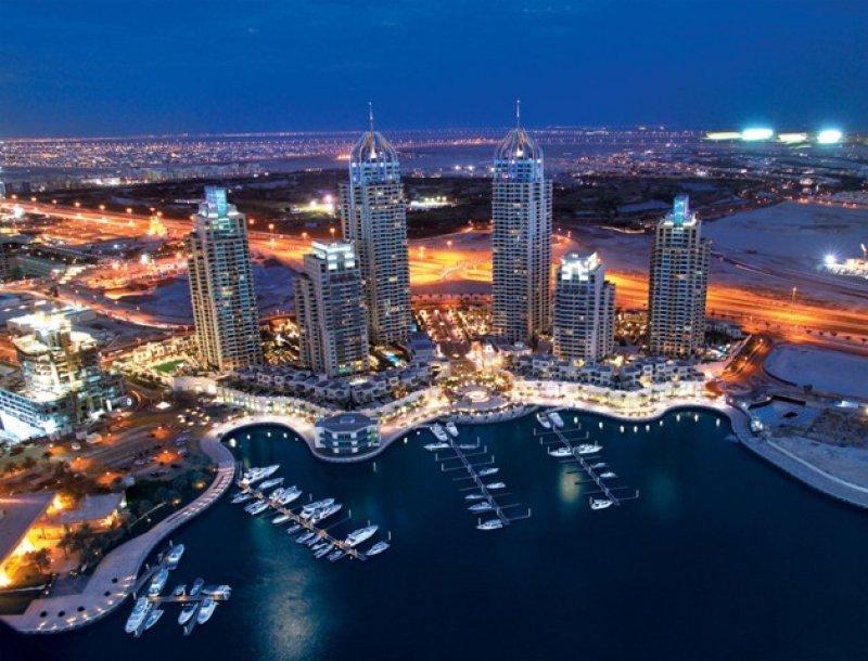 Una ciudad donde la modernidad y el desarrollo urbanístico son impactantes