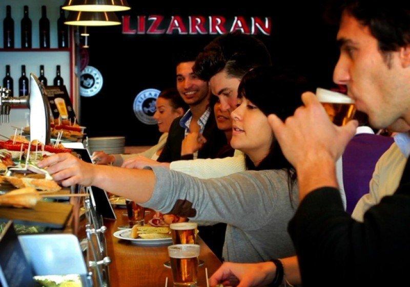 Lizarran tiene 200 locales en España.