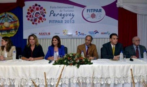 Once países se reunirán en la Feria de Turismo de Paraguay