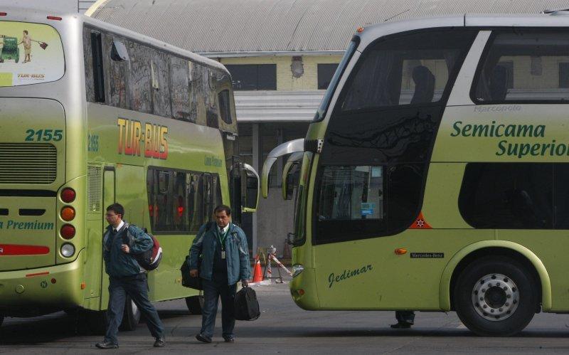 Tur Bus invirtió US$ 2,81 millones en renovar su flota.