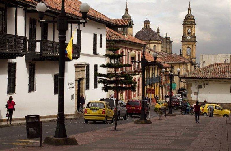 Más de la mitad de los extranjeros visitó Bogotá.