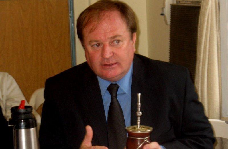 Horacio Blodek, ministro de Turismo de Misiones.