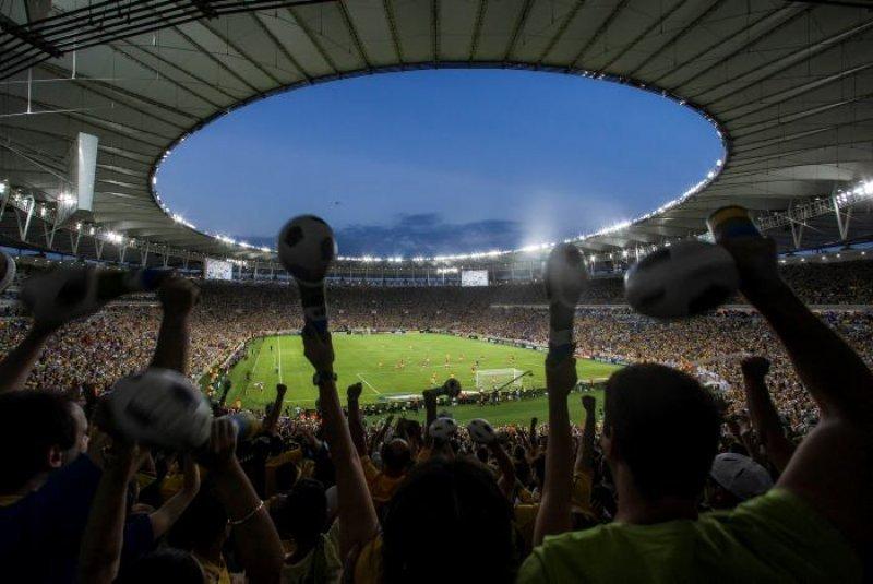 Fueron vendidas 13.759 entradas a extranjeros y 111.569 a brasileños. (Foto: AP).