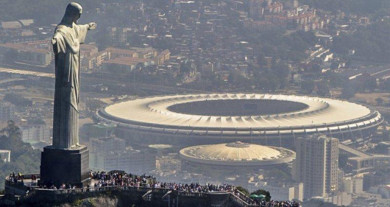 Rio de Janeiro será la sede que reciba más turismo internacional.