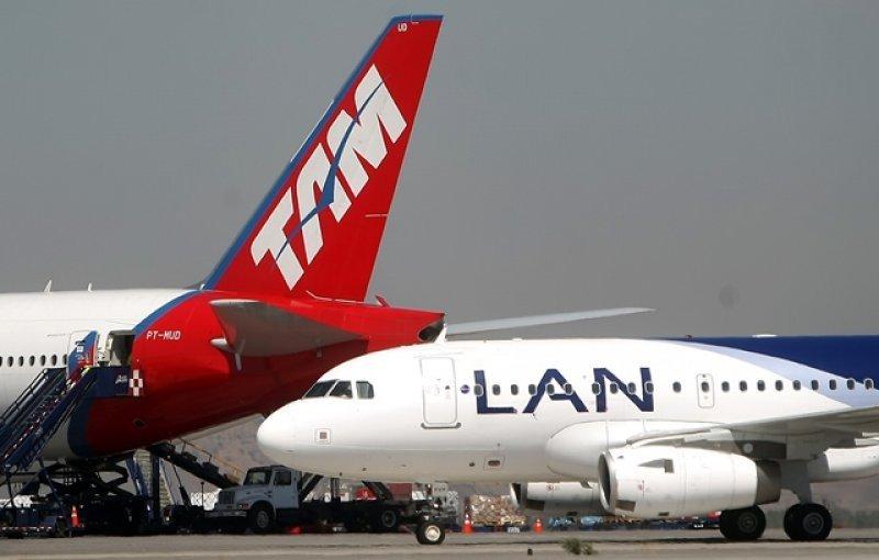 Las aerolíneas del grupo LATAM encabezan las preferencias en Sudamérica