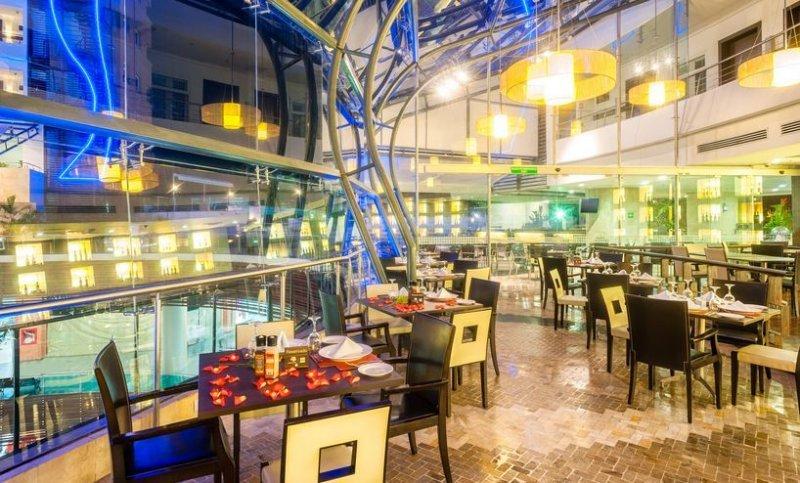 Hotelería y restaurantes de Colombia crecen un 2,8%