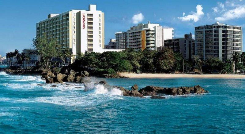 Crece un 9% el registro de viajeros en hoteles de Puerto Rico.