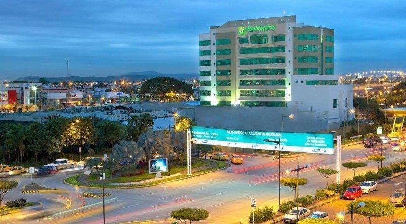 El Holiday Inn Guayaquil Airport Hotel abrirá en 2016.