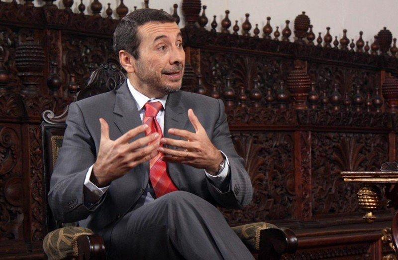 Vinicio Alvarado se ocupará de potenciar el turismo en Ecuador.