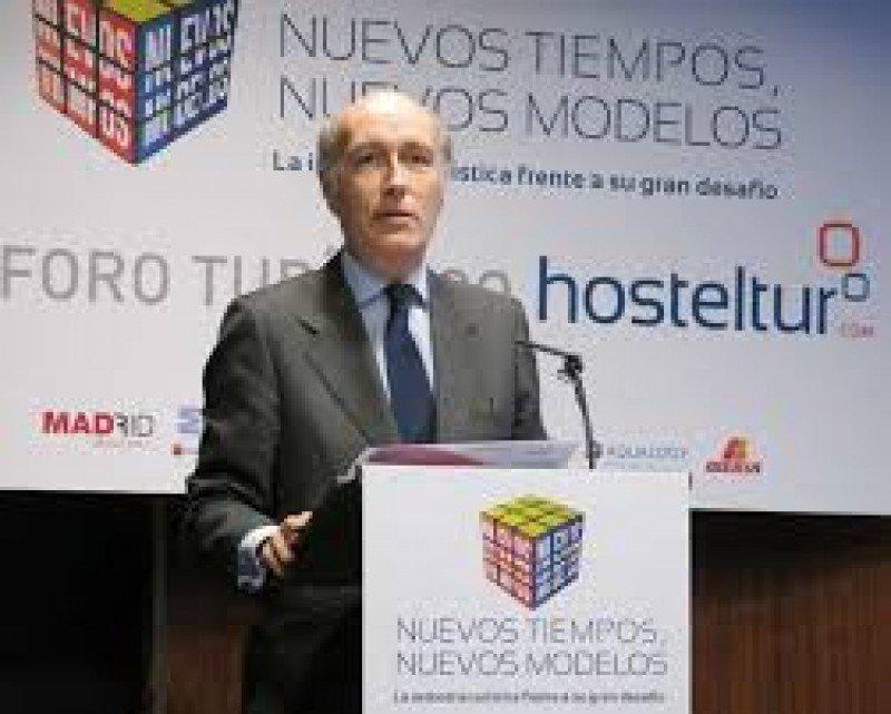 El director general de Aena, Javier Marín, avanza que la temporada turística será muy buena.