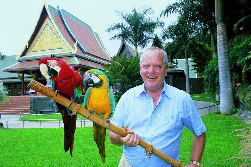Wolfgang Kiessling puso en marcha Loro Parque en 1972 como un paraíso para papagayos. Hoy cuenta con la mayor y más diversa reserva de estas aves del mundo.
