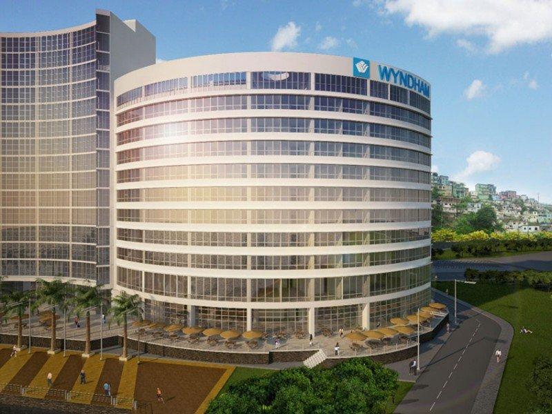 El Wyndham Guayaquil cuenta con 179 habitaciones.