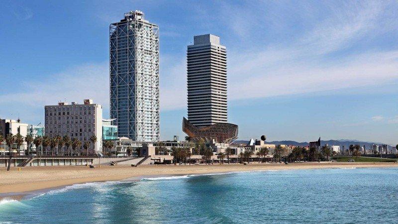 Hotel Arts de Barcelona.