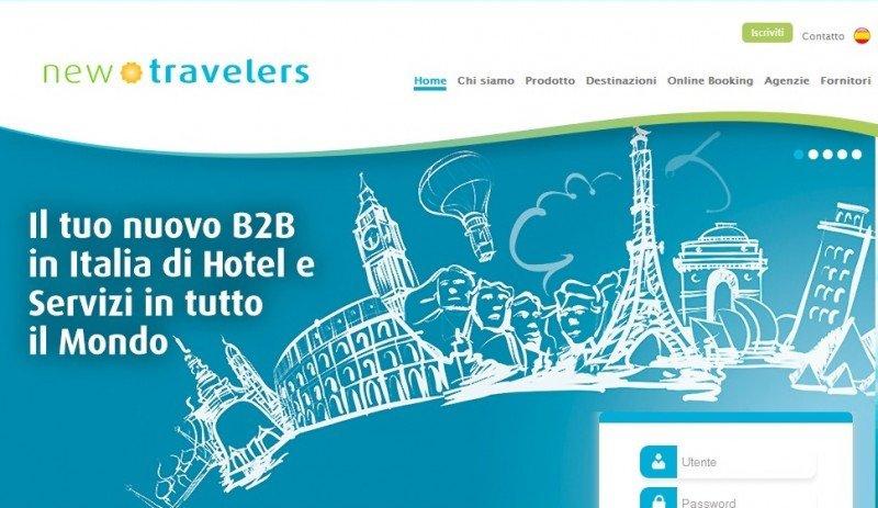 New Traveler ofrecerá 95.000 hoteles a las agencias italianas.
