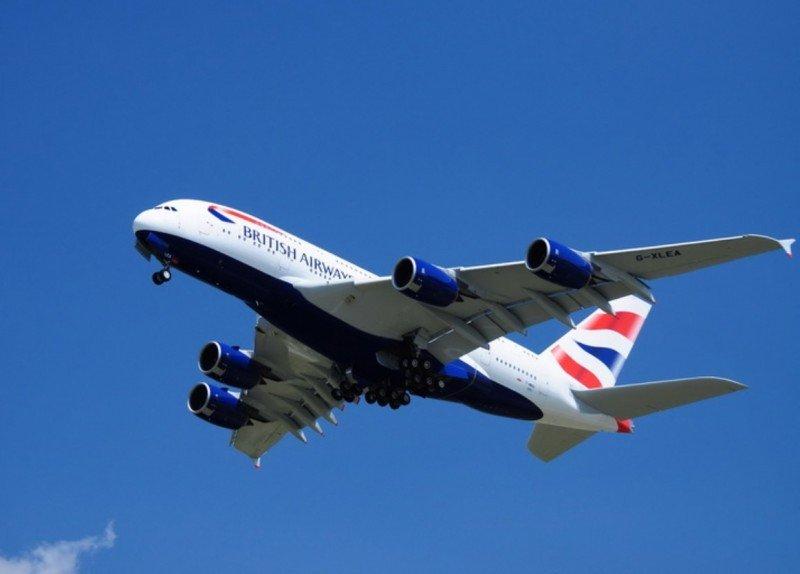 British Airways recibe su primer A380
