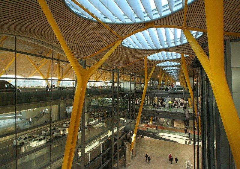 El Aeropuerto de Madrid-Barajas recibe al pasajero 1.000 millones