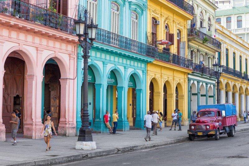 Fotografía de La Habana. #shu#