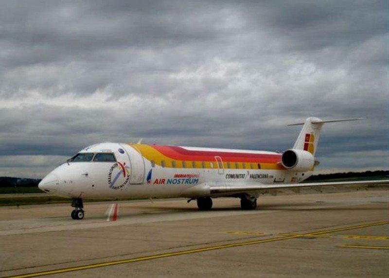 Air Nostrum inicia consulta sobre un nuevo ERTE para aplicar 'medidas urgentes'