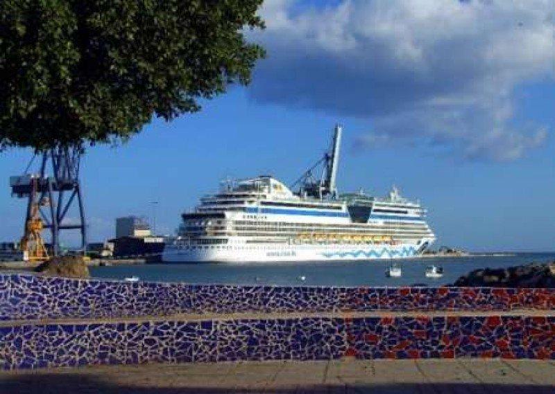 El puerto recibirá 18 atraque más de cruceros.