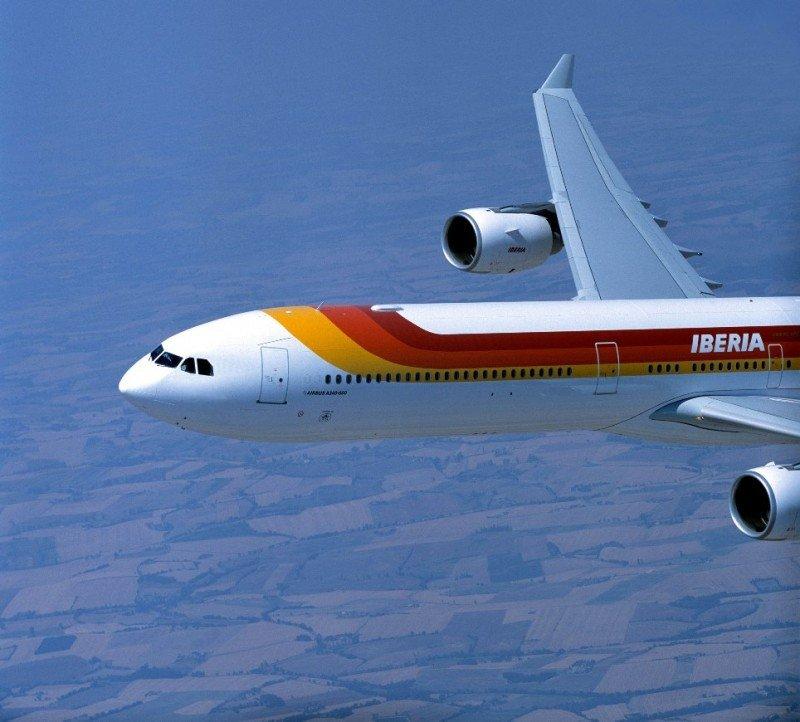 Iberia, única aerolínea española entre las 10 más puntuales en junio