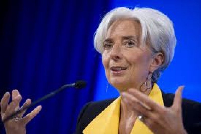 El organismo dirigido por Christine Lagarde mantiene su previsión para 2013.