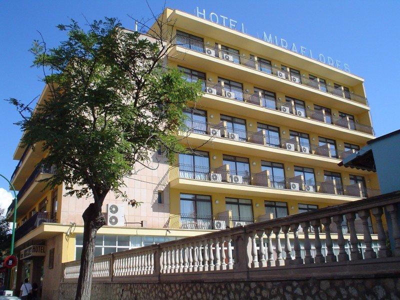 Hotel Amic Miraflores.