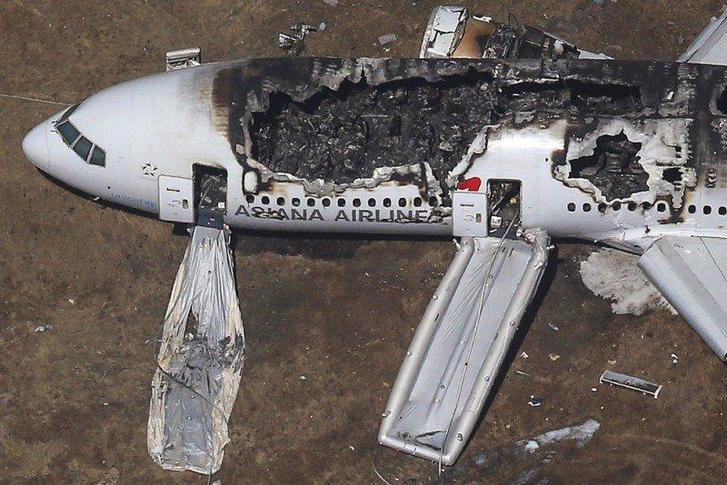 Asiana Airlines rechaza que la inexperiencia del piloto sea la causa del accidente