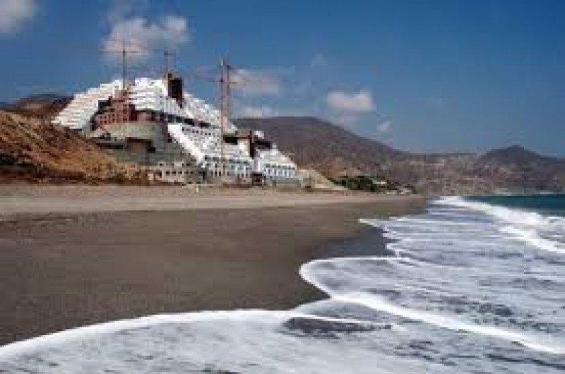 El hotel Algarrobico fue declarado ilegal el pasado año.