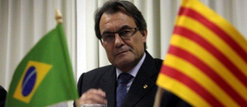 Artur Mas se trae de Brasil un congreso de turoperadores brasileños que se celebrará en Barcelona