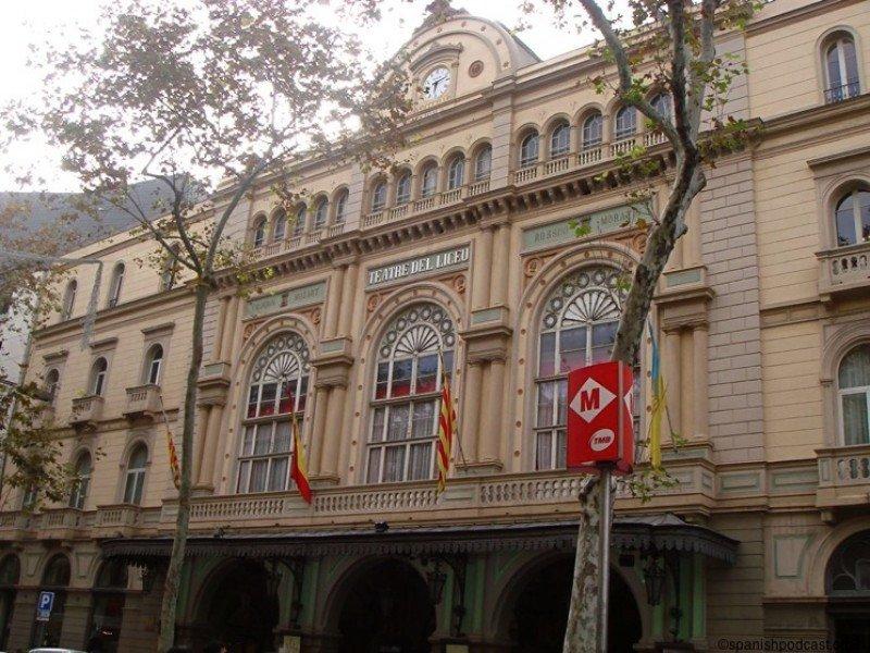 El foro de ACAV tendrá lugar en el Liceo de Barcelona.