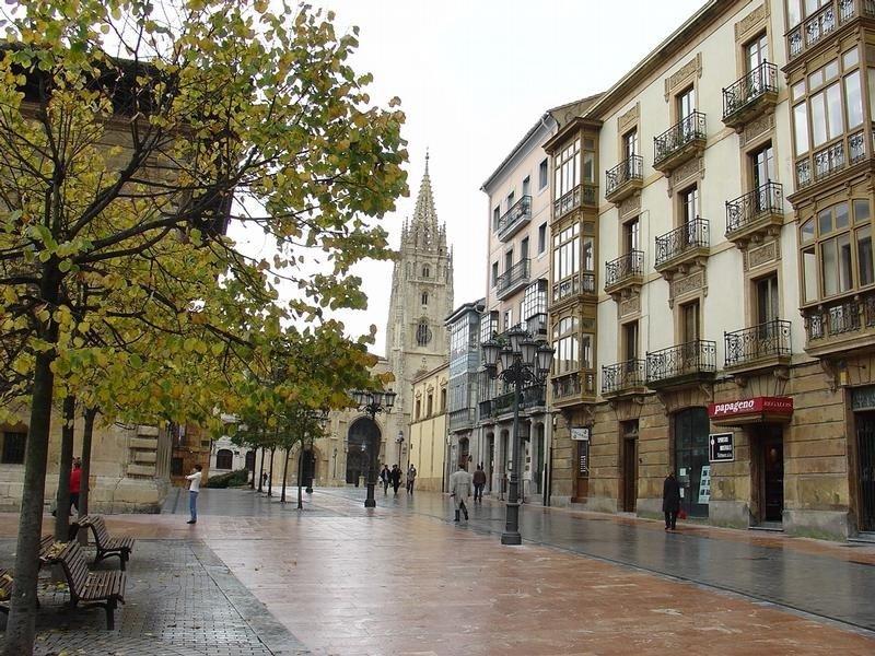 La agencia, ya cerrada, estaba en Oviedo.