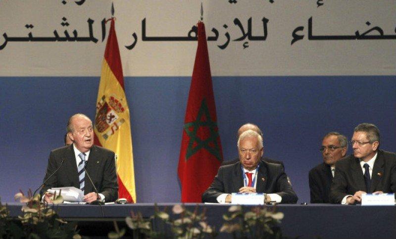 España quiere favorecer la conectividad con Marruecos