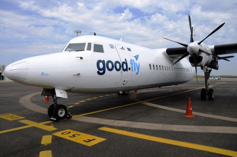 Good Fly conectará Murcia con Tenerife