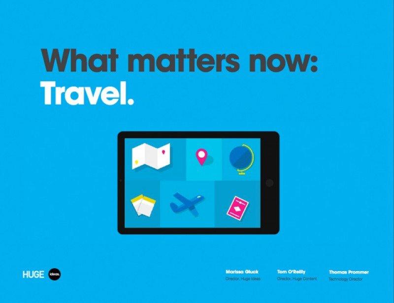 Las tendencias digitales que afectan al turismo