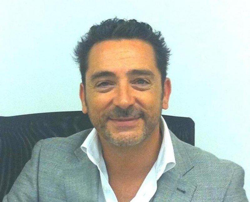 Javier Friera, director del NH Eurobuilding.
