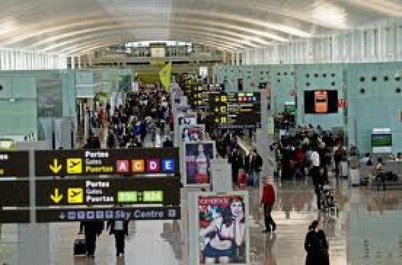 Los rusos constituyen uno de los principales mercados del aeropuerto de Barcelon-El Prat.