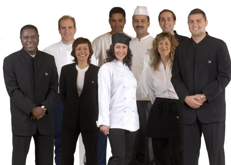 NH Hoteles ha invertido más de un millón de euros en 2012 en impartir 162.131 horas de clase dentro del programa NH University.