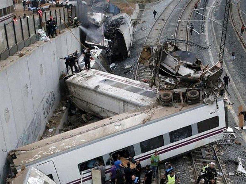 Accidente en Galicia: el juez ordena interrogar como imputado al maquinista
