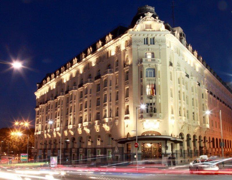 Starwood gana 265 millones de euros hasta junio, un 40% más. En la foto, el hotel The Westin Palace Hotel, de madrid, propiedad de la cadena americana.