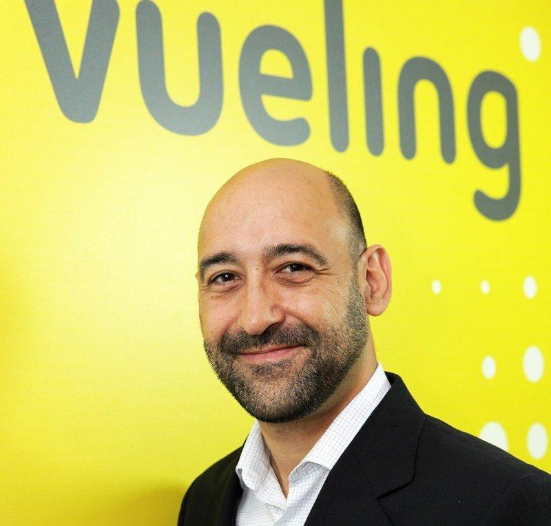 Cristian Rodríguez-Ferrera, nuevo director de Recursos Humanos de Vueling.