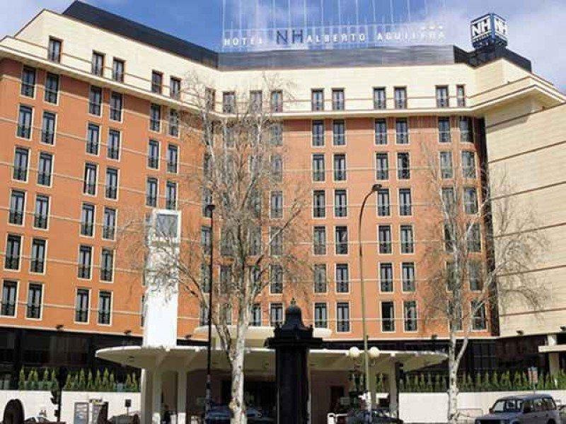 ERE de NH Hoteles, ratificado por la Audiencia Nacional. Los representantes del NH Alberto Aguilera, en la foto, y los NH Alcalá y NH Les Corts denunciaron a la cadena.