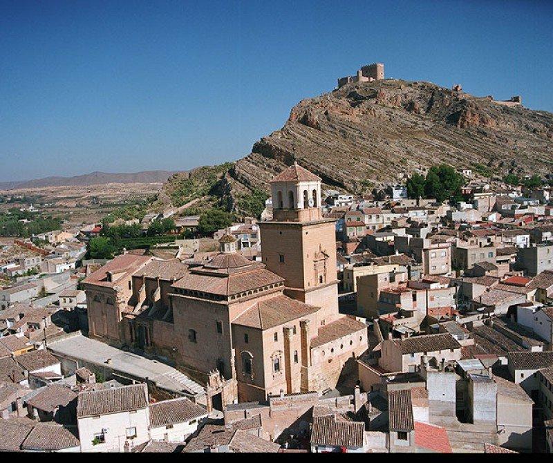 La agencia está en Jumilla (Murcia).