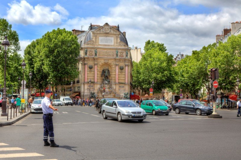 Los conductores franceses multados en España no podrán esquivar el pago, y lo mismo sucederá con los conductores españoles que sean multados en Francia. #shu#