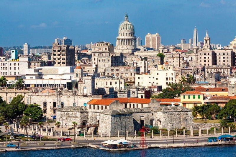 La Habana vieja cuenta con 20 pequeños hoteles. #shu#.
