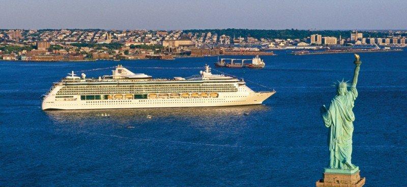 Royal Caribbean construirá una nueva terminal de cruceros en Cape Liberty