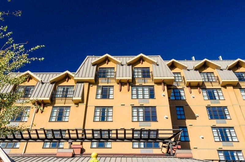 Los precios en apartamentos subieron un 2%.