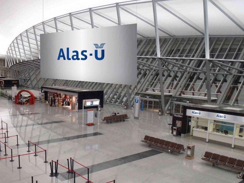 Proyección de la futura presencia de Alas-U en el Aeropuerto de Carrasco